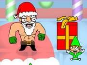 Santas Smak Down