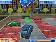 Juego Shopping Mall Parking