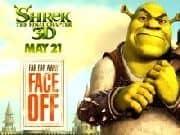 Shrek Face OFF