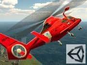 Simulador de Ambulancia Aerea 3D