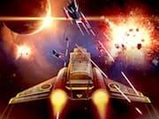 Sky Knight: Batalla Espacial