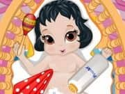 Juego Snow White Baby Shower