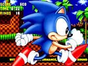Juego Sonic The Hedgehog Sega Flash