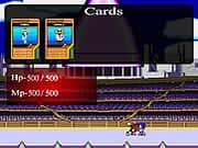 Sonic vs Shadow Pelea de Cartas