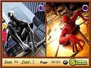 Spiderman 5 igualdades