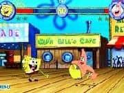 Sponge Bob Reef Rumble