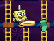 Sponge Bob Square Pants Patty Panic