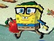 Spongebob Go To School
