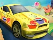 Juego Spongebob Speed Car Racing 2