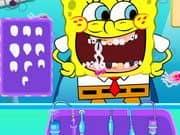 Spongebob Tooth Decoration