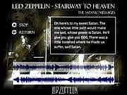 Stairway To Heaven Reverse Lyrics