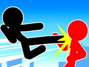 Stickman Fighter Battle 3