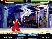 Juego Street Fighter Alpha
