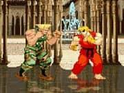 Juego Street Fighter Guile Ken
