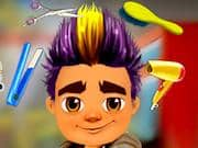 Subway Surfers Corte de Cabello