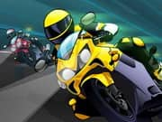 Juego Super Bike Race