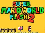 Juego de Super Mario Bros World Flash 2