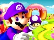Juego Super Mario Candy World