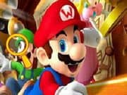 Super Mario Encuentra 5 Diferencias