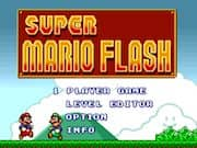 Juego Super Mario Flash Level Editor