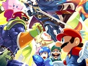 Juego Super Smash Flash 2