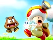 Juego Super Toad Flash