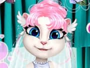 Talking Angela Vestido de Novia