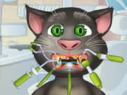 Juego Talking Tom al Dentista