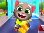 Juego Talking Tom Gold Run Online