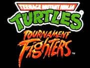 Juego Teenage Mutant Ninja Turtles Tournament Fighters