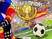 Juego The Champions 4 World Domination