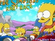 Juego The Simpsons Kart Race