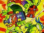 TMNT 2 Tortugas Ninja