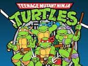 TMNT Tortugas Ninja