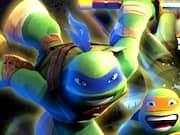 Tortugas Ninja Pelea Tactica 3D