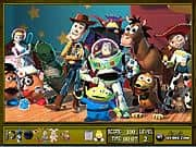 Toy Story Objetos Ocultos