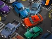 Traffic Frenzy Rome