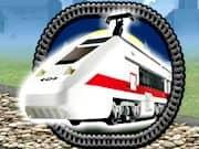Train Snake Lego