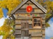 Tree House Scene
