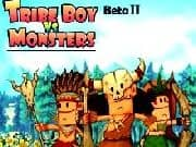 Juego Tribe Boy vs Monsters