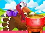 Turkey Posole Cooking