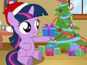Juego Twilight Sparkle Christmas Day