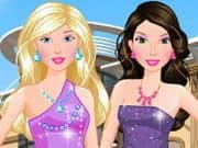 Twin Barbie Makeover