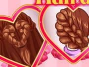 Valentine Day Hairdos