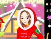 Vestir a Charlotte en Navidad