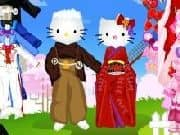 Vestir a la familia Hello Kitty