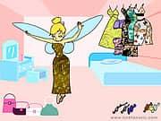 Vestir a Tinkerbell
