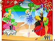 Vestir Bailarina de Ballet
