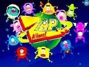 Zap Aliens Flash