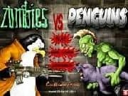 Zombies vs Pingüinos